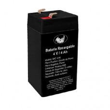 Batería Recargable 4 V