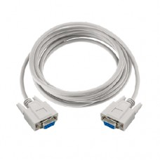 Cable de Comunicación Serial Conectores RS-232
